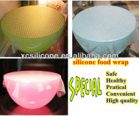 Fresh Keeping silicone cling wrap film