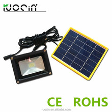 wholesale selling 3w garden light IP55 led light solar floodlight with solar panel