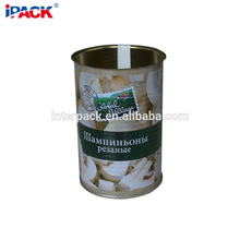 Good Sealed tinplate empty printed can for wholesale