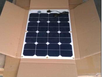 thin film solar panel 50w a50 c60 sunpower solar cells solar module buy thin film solar panel. Black Bedroom Furniture Sets. Home Design Ideas