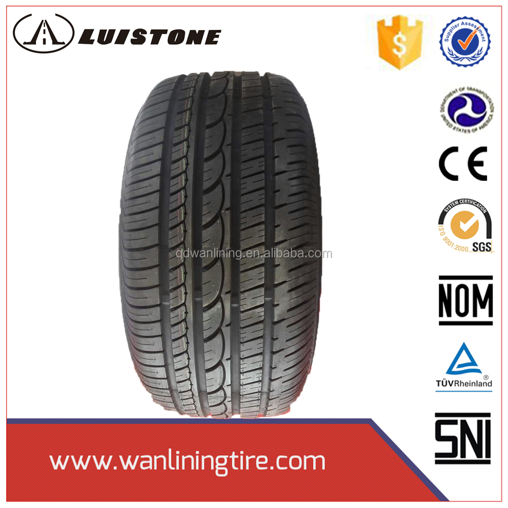 semi steel radial car tyre with SONCAP certificate