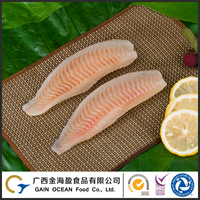 Frozen Fish Black Tilapia Fillet Frozen Tilapia Lain