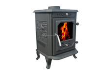 Low Cost Cast Iron Wood Burning Stove