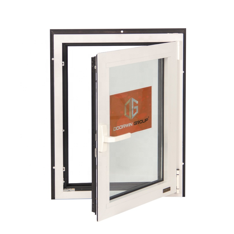 cheap white stain color oak wooden clad Aluminium window 2100 <strong>x</strong> <strong>1200</strong>