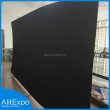 Tension fabric modular exhibition booth system