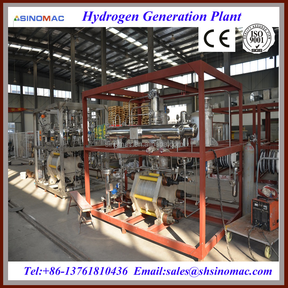 Hydrogen Generation Equipment Used in Nuclear Power Plant
