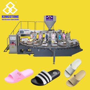 PVC Flip Flop Slipper Making Machine/PCU Shoes Machine JL-108