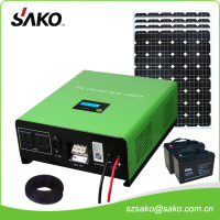 Solar Inverter SKN-MDS 500VA To 3000VA 2015 Newest Inverter With Solar Controller Inside