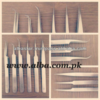 Anti Magnetic Eyelash Extension Tweezers
