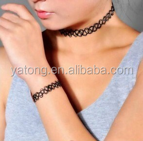High quality fashion bracelet temporary tattoo sticker