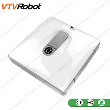 lot)Remote control magnetic window glass cleaner robot, intelligent automatic window cleaner