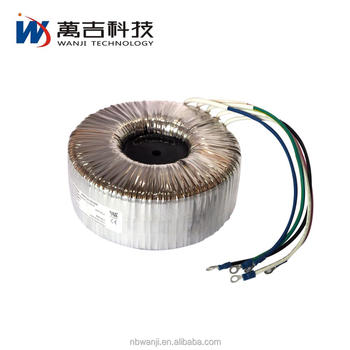 12V Toroidal Transformer for Landscape Lighting