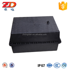 new engineering plastics protection IP67 manufacture wholesale waterproof anti-corrosion battery box