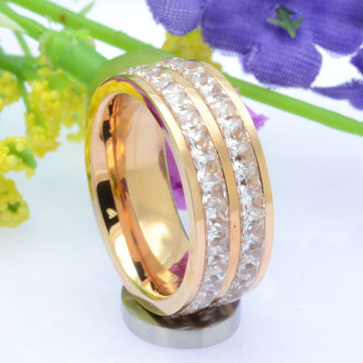 China jewelry wholesale wedding rings gold 18k women's