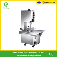 Stainless steel industry meat bone saw machine butcher saw in Shandong