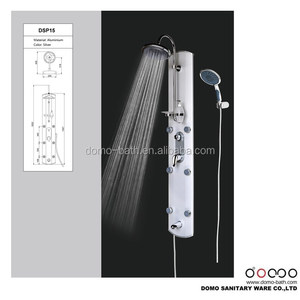 Domo High Quality Hot Sale Cheap Shower Panel Wholesaler