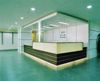 durable standard vinyl flooring rolls for hospital