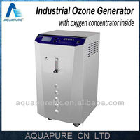 5~18g/h Ozone Sanitization System for Air and Water Treatment with Medical Oxygen Concentrator