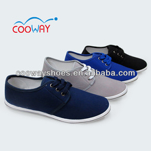 2014 free sample china men flat sole shoes low cost shoe