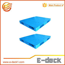 double sides heavy duty euro standard flat large plastic pallet