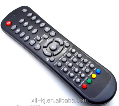 Factory Direct IR Universal Remote Control for skyworth led tv