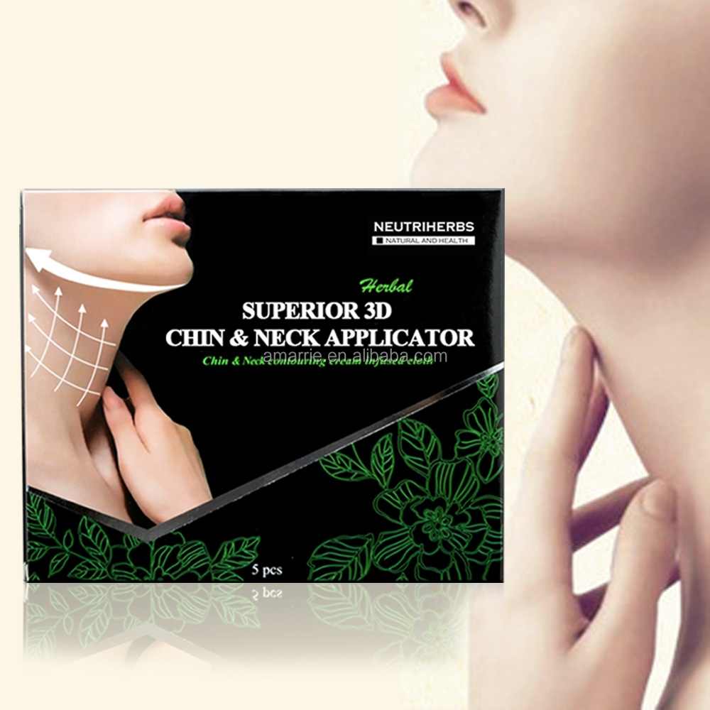 Neutriherbs Magic Slim Wholesale Weight Loss Product for Double Chin Removal Beauti Face and Neck Mask