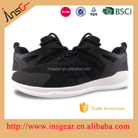 comfortable fashion tongue of shoes design black naturalizer bowling shoes