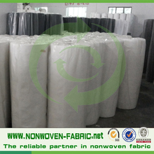 Cheap Nonwoven Fabric Importer, Non-woven Fabric Material, PP White Fabric Roll