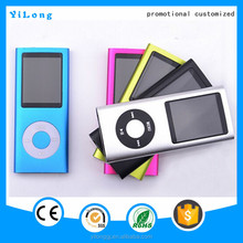 New design entertaiment USB MP4 player free download in good price mini MP4 player