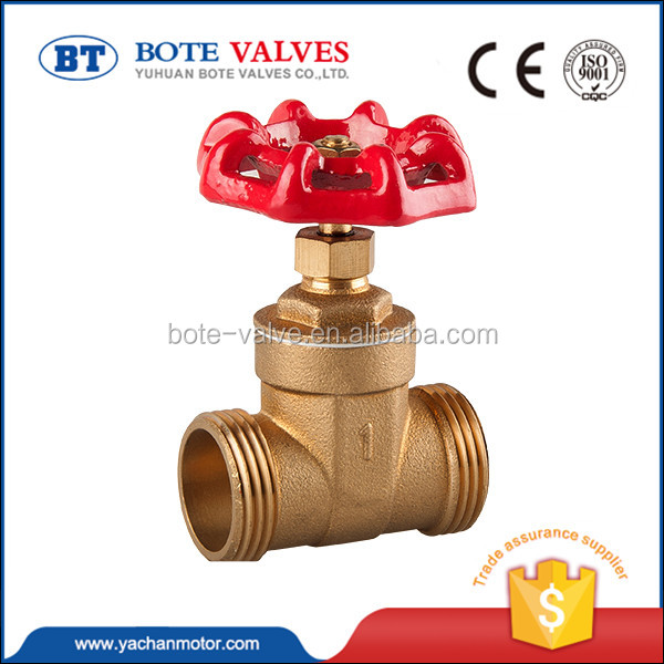 good market direct buried brass tpms tire pressure gate valve