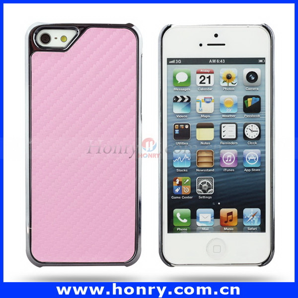 Popular manufacture for iphone 5 5s hard plastic phone case
