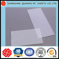 recycled polycarbonate sheet pc solid sheet price ten-year warranty 22mm