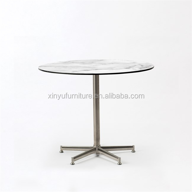 round modern outdoor event bar table XYN1954