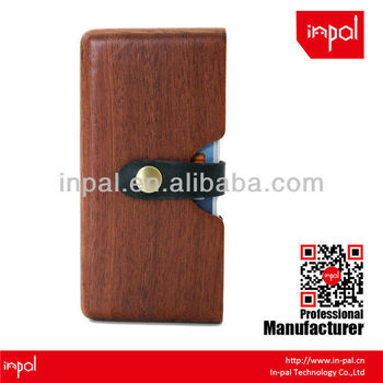 New product wholesale custom engraving laser design for iphone wood case shenzhen manufacture