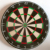 OEM high quality China Sisal bristle Dartboard, Round wire sisal dartboard