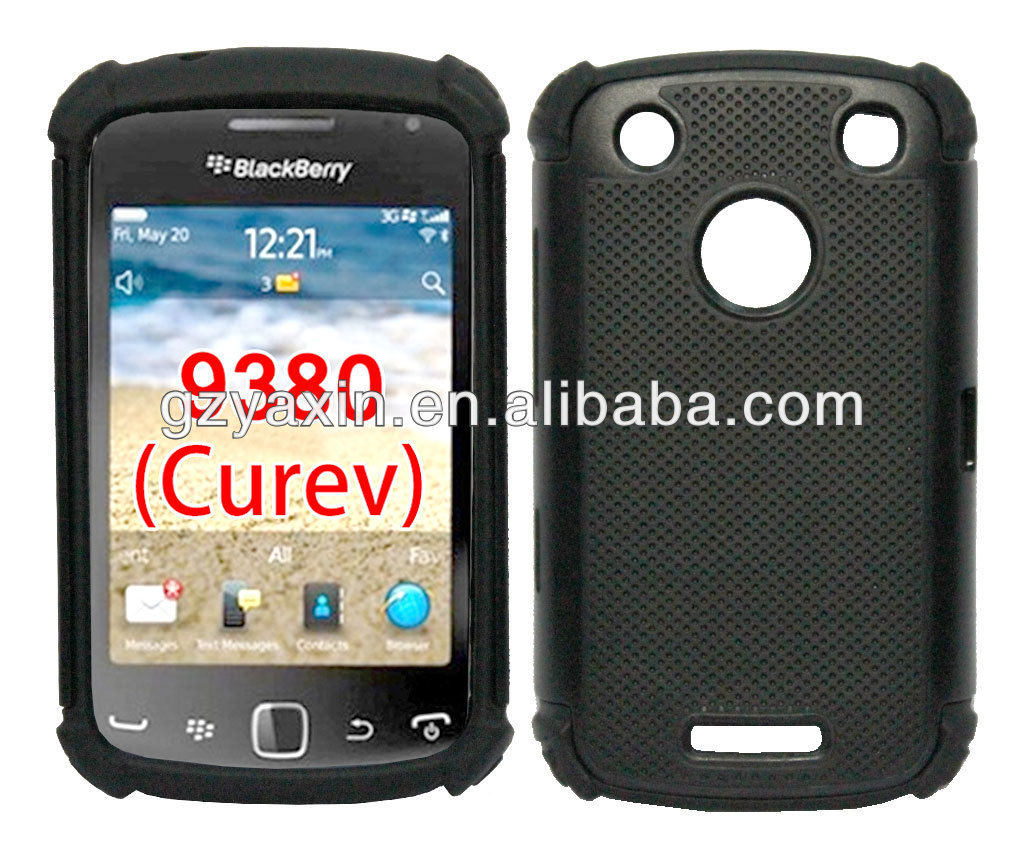 case product smart cover case for blackberry curve 9380 welcome OEM