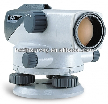 Types of surveying instruments Sokkia automatic level B20