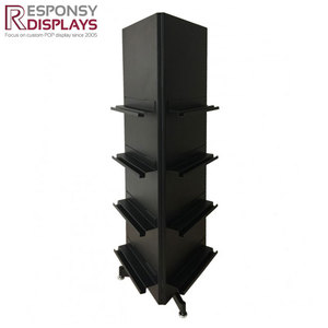 High Quality Promotion Metal Marble Floor Tile Display Stands