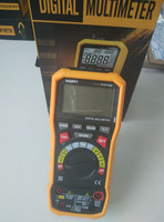Auto range multimeter digital , huayi brands digital multimeter MS8236 with USB interface