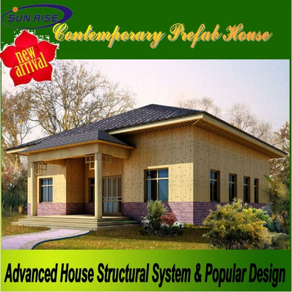 2013 new type prefab house dye prefab house