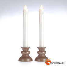 Luminaria Flameless LED Candle Votive Holder for Decoration