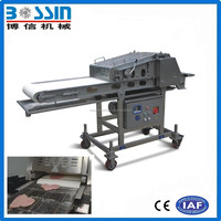 3-15m/min stainless steel 200-300kg/h meat press machine