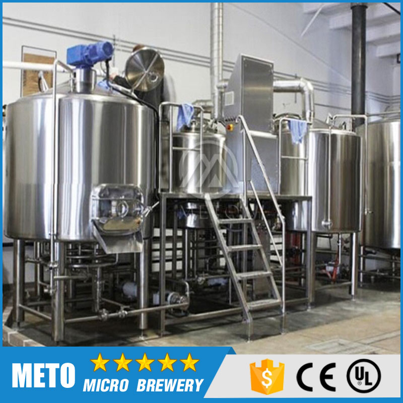7 Bbl Beer Brewery Equipment Used Beer Brewery Equipment 7