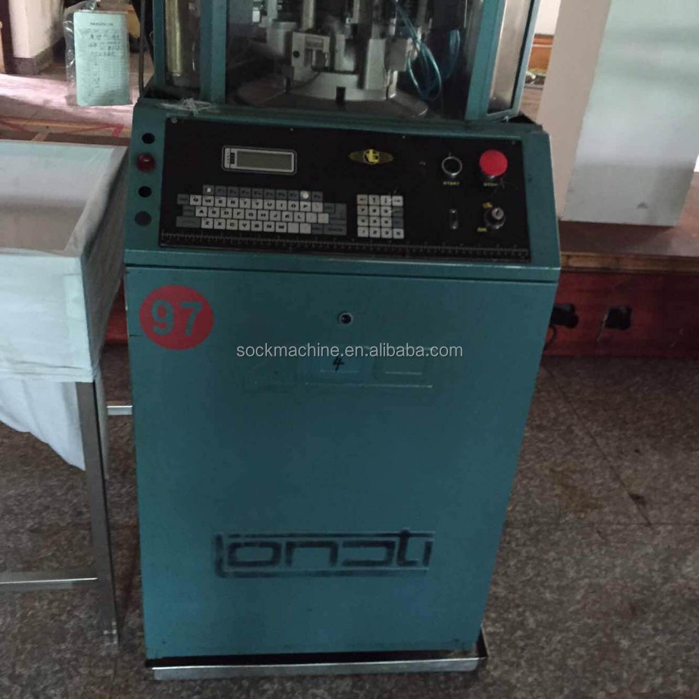Lonati Sock Knitting Machine L409/M7