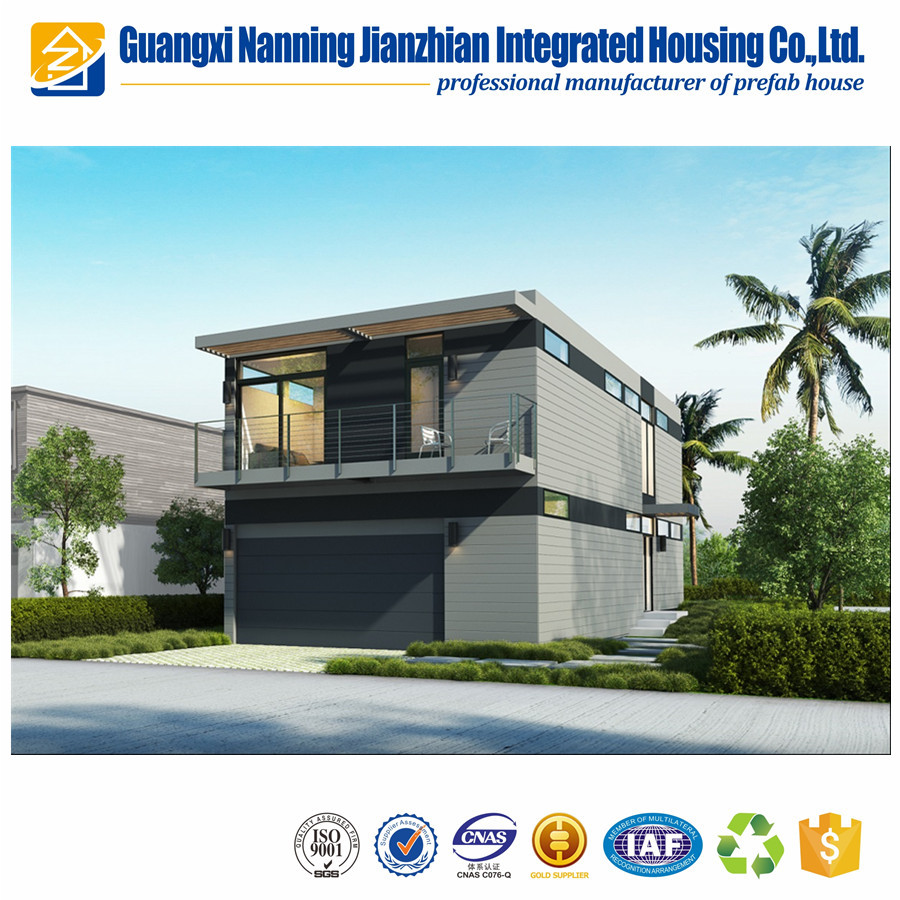 Thailand Mobile Home Cheap Container House Prefabricated Steel Warehouse