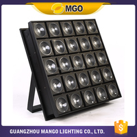 Dj Lighting Equipment 25pcs 30w 5x5 Led Tv Matrix Lights