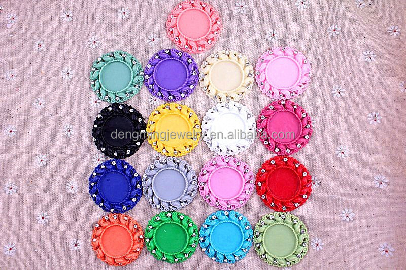 2015 Latest top quality resin rhinestone cabochon/bulk resin cabochons!!!!!