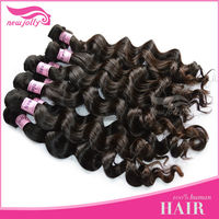 high quality malaysian hair without tangle and shedding , asian hair weaving exports