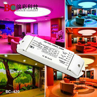 built-in programs rgbw led strip lighting controller