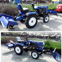 HUAXIA High quality chinese mini small farm tractor